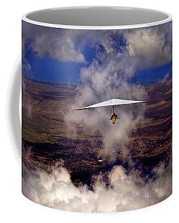 Soaring Through The Clouds Coffee Mug