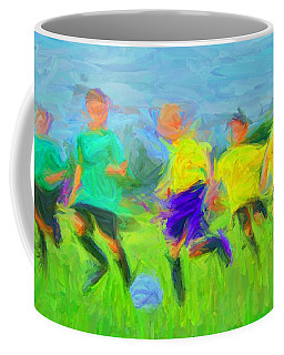 Soccer 3 Coffee Mug