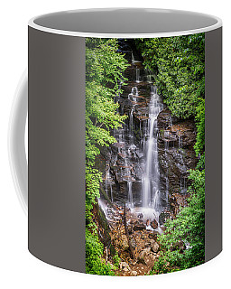 Coffee Mug featuring the photograph Socco Falls by Stephen Stookey