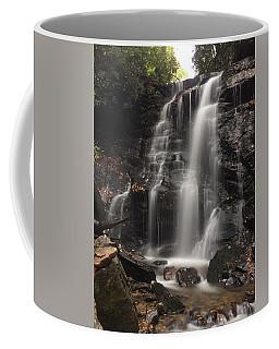Soco Falls-portrait Version Coffee Mug