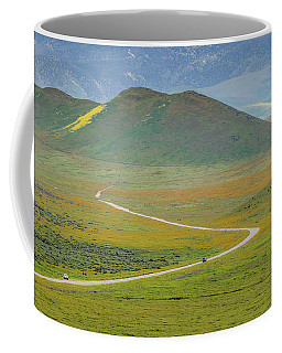 Soda Lake Road Coffee Mug