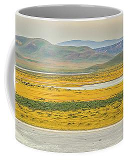 Soda Lake To Caliente Range Coffee Mug
