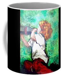 Soda Pop Child Coffee Mug