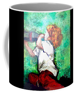 Soda Pop Child Coffee Mug