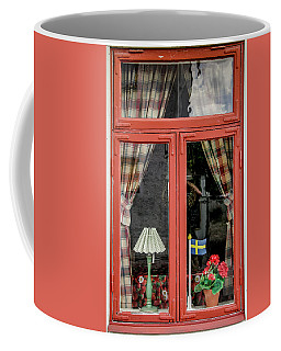 Soderkoping Window Coffee Mug