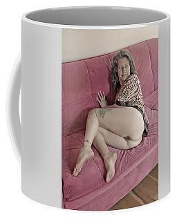 Sofa Smile Figure Blouse 2014 Coffee Mug