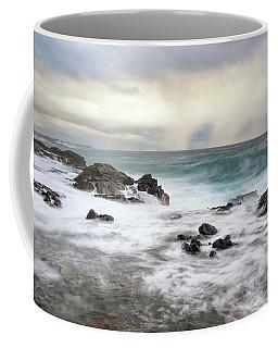 Soft And Stormy Coffee Mug