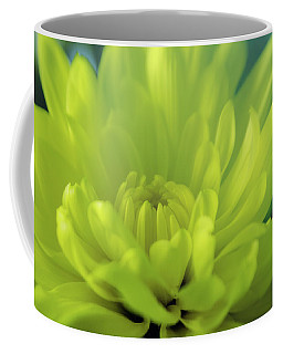 Coffee Mug featuring the photograph Soft Center by Ian Thompson