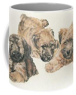 Soft-coated Wheaten Terrier Puppies Coffee Mug