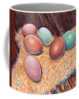 Soft Eggs Coffee Mug