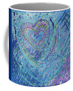 Soft Heart Coffee Mug