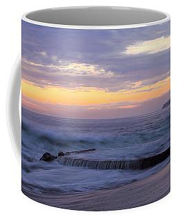 Soft Light On Victoria Beach Coffee Mug