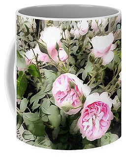Soft Pink Bliss Coffee Mug