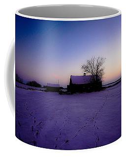 Soft Praire Dusk - Wilkes Farm Coffee Mug