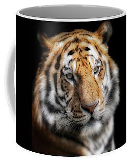 Soft Tiger Portrait Coffee Mug