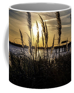 Coffee Mug featuring the photograph Soft Wind by Eric Christopher Jackson