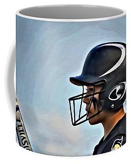 Softball Beauty Girl Coffee Mug