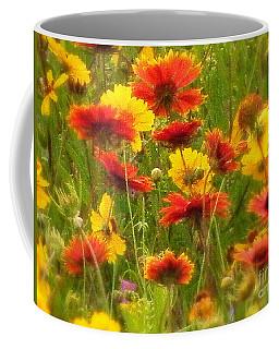 Softly Blooming Coffee Mug by Joe Jake Pratt