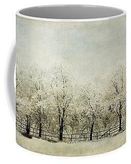 Softly Falling Snow Coffee Mug