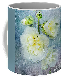 Coffee Mug featuring the photograph Softly In Blue by Betty LaRue
