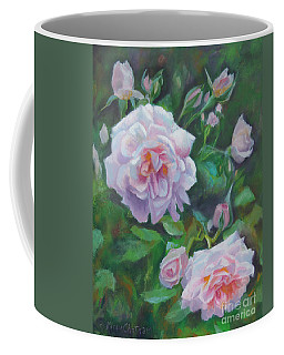 Summer Love Coffee Mug by Karen Kennedy Chatham