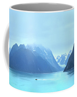 Coffee Mug featuring the photograph Sojourn by John Poon