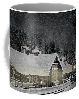 Solace From The Storm Coffee Mug