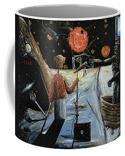 Solar Broadcast -transition- Coffee Mug