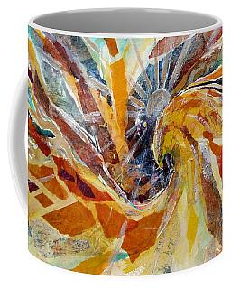 Solar Chakra Meditation Coffee Mug