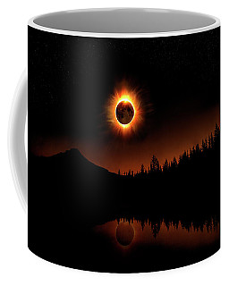 Solar Eclipse 2017 Coffee Mug