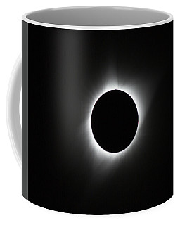 Solar Eclipse, August 2017 Coffee Mug