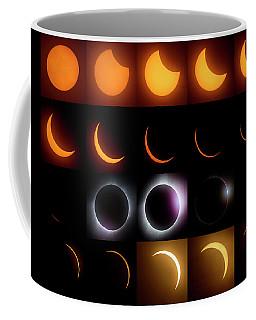 Solar Eclipse - August 21 2017 Coffee Mug