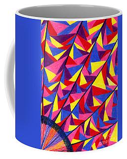 Solar Fractals Coffee Mug