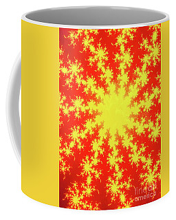 Solar Rays Coffee Mug