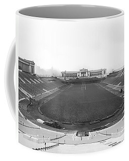 Soldier Field In Chicago Coffee Mug