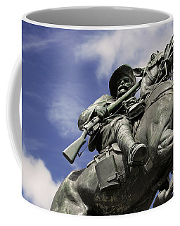 Soldier In The Boer War Coffee Mug