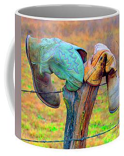 Sole Mates Coffee Mug by Joe Jake Pratt