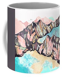 Solitary Beach Coffee Mug