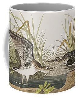 Solitary Sandpiper Coffee Mug