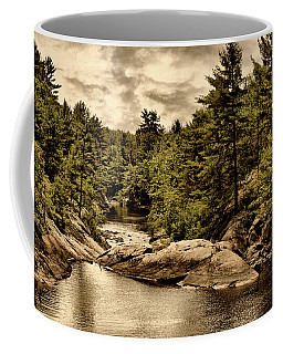 Solitary Wilderness Coffee Mug