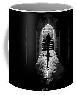 Solitude - Ascending To The Light Coffee Mug