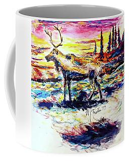 Solitude Caribou Coffee Mug