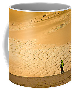 Solitude In The Dunes Coffee Mug