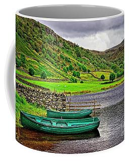 Solitude In The Lake District  Coffee Mug