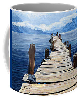 Crooked Dock  Coffee Mug