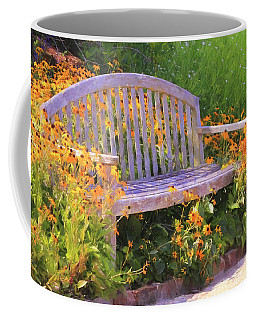 Coffee Mug featuring the photograph Solitude  by Ola Allen