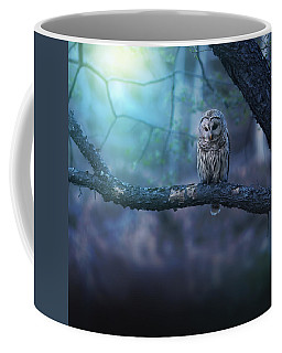 Solitude - Square Coffee Mug