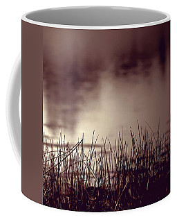 Coffee Mug featuring the photograph Solitude by Trish Mistric