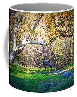 Solitude Under The Sycamore Coffee Mug