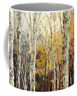 Solitudes Of Twilight Coffee Mug by Tatiana Iliina